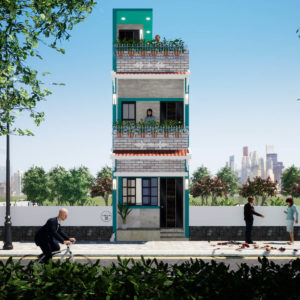 10x40 Feet House Design