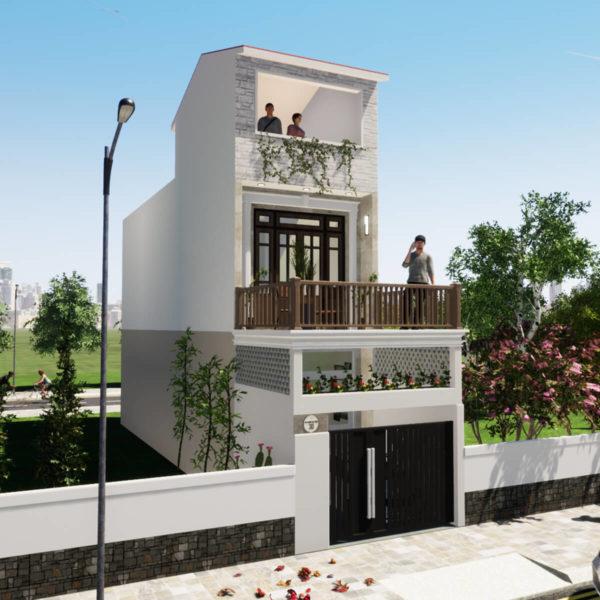 11x50 Feet House Design