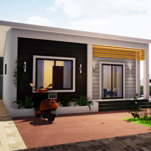 25x32 Feet House Design