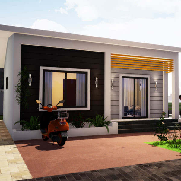 25x32 Feet House Design