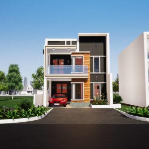 25x52 Feet House Design