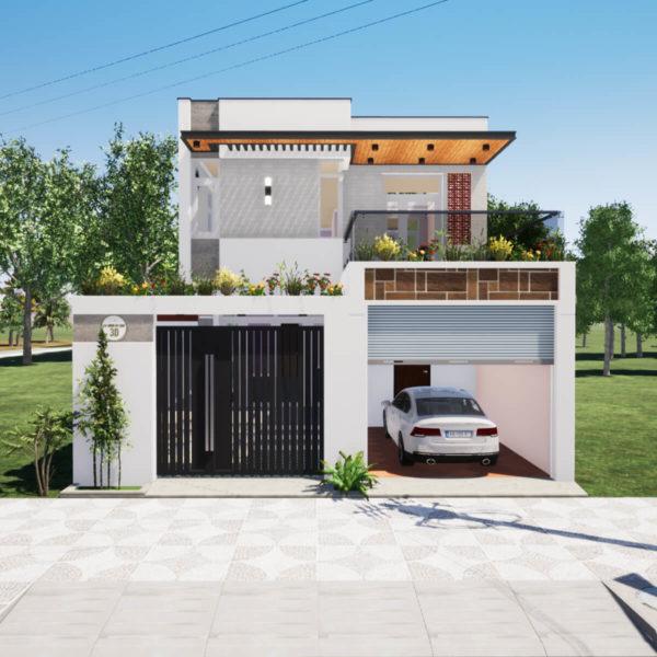 27x60 Feet House Design