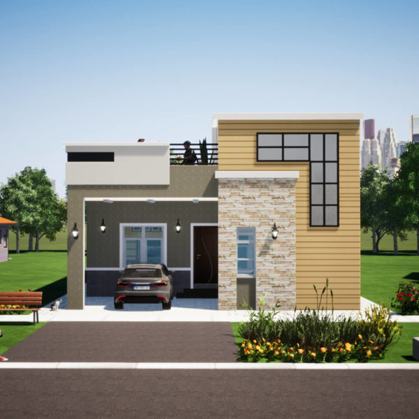 30x53 Feet House Design
