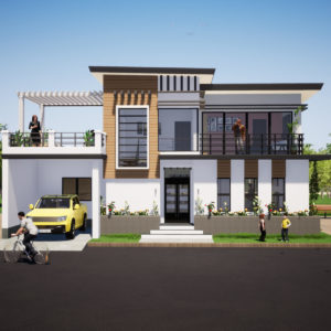 46x52 Feet House Design