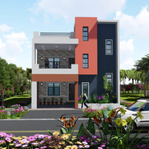 35x60 Feet House Design