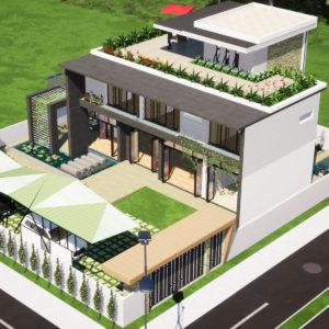 Morden House Design