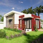 25x18 Feet Small House Design 1BHK