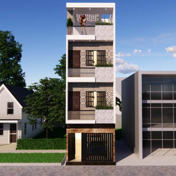 12x36 Feet House Design